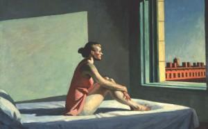 Hopper-MorningSun