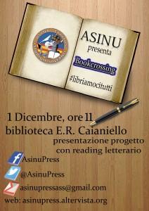 Bookcrossing #libriamocitutti