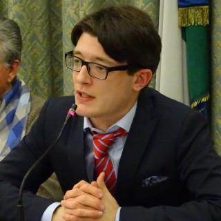Stefano Pignataro, presidente del Consiglio degli Studenti del Dipsum